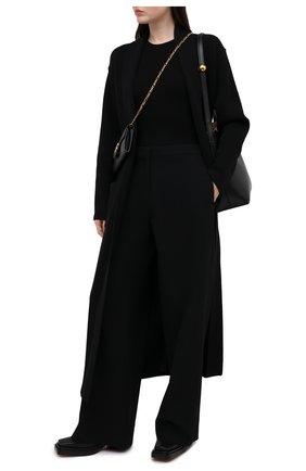 Женский кашемировый кардиган DOLCE & GABBANA черного цвета, арт. FX830T/JAW09 | Фото 2