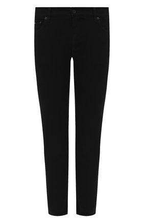 Мужские джинсы DOLCE & GABBANA черного цвета, арт. GY07CZ/G8DK3 | Фото 1