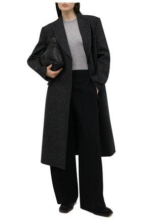 Женский кашемировый топ TOM FORD серого цвета, арт. MAK937-YAX087   Фото 2