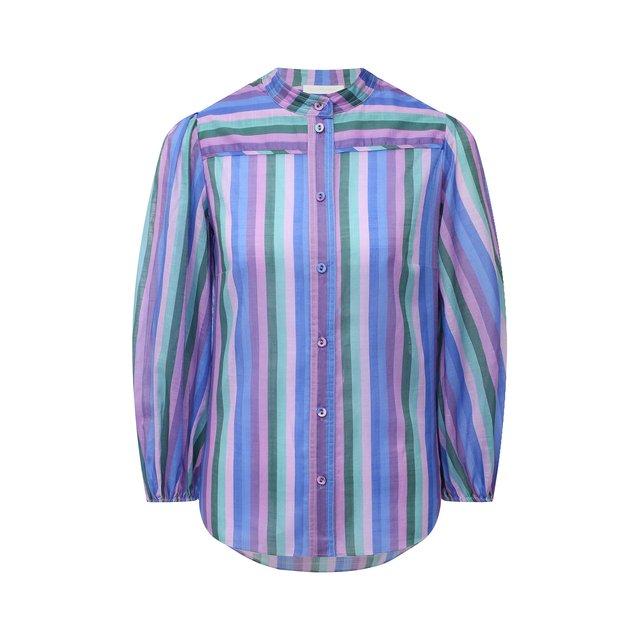 Хлопковая блузка Zimmermann