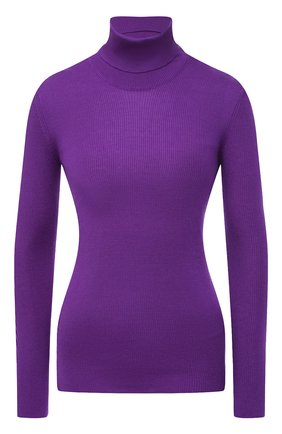 Женская водолазка из кашемира и шелка TOM FORD фиолетового цвета, арт. MAK840-YAX176 | Фото 1