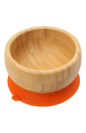 Пиала с ложкой AVANCHY оранжевого цвета, арт. OBBL   Фото 2