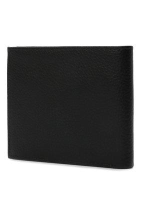 Мужской кожаное портмоне HARLEY-DAVIDSON черного цвета, арт. MSB8361-Black | Фото 2