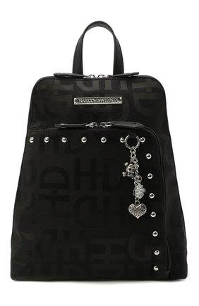 Женский рюкзак HARLEY-DAVIDSON черного цвета, арт. HD3417J-Black   Фото 1
