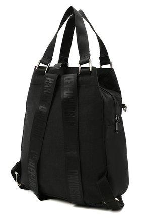 Женский рюкзак HARLEY-DAVIDSON черного цвета, арт. WT8314S-Black   Фото 2