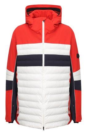 Мужская утепленная куртка BOGNER красного цвета, арт. 31224815 | Фото 1