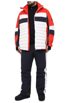 Мужская утепленная куртка BOGNER красного цвета, арт. 31224815 | Фото 2