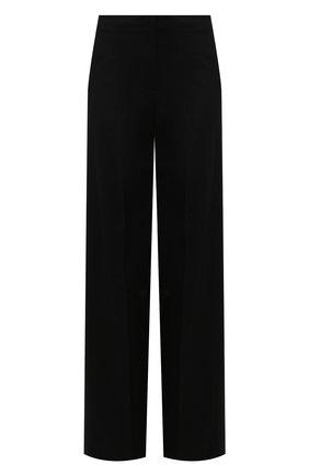 Женские шерстяные брюки RUBAN черного цвета, арт. RCSS21-7.1.41.2 | Фото 1