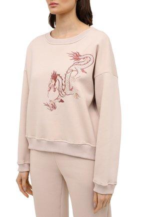 Женский костюм SEVEN LAB бежевого цвета, арт. SWPW20-dragon2 EM beige | Фото 2