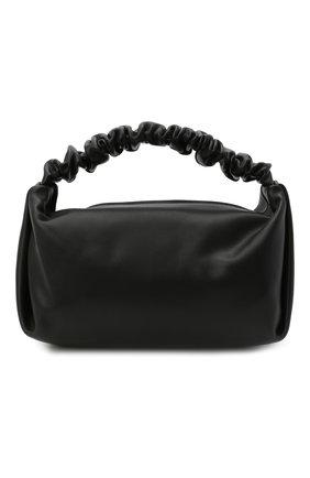 Женская сумка scrunchie small ALEXANDER WANG черного цвета, арт. 20C220R153   Фото 1