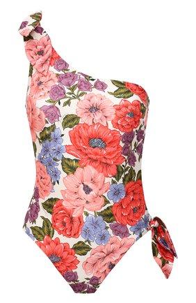 Женский слитный купальник ZIMMERMANN разноцветного цвета, арт. 9961WP0P | Фото 1