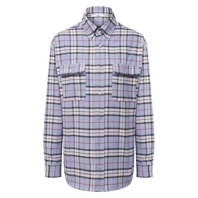 Хлопковая рубашка Isabel Marant Etoile