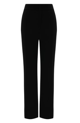 Женские брюки из вискозы ISABEL MARANT черного цвета, арт. PA1890-21P011I/S0R0KIA   Фото 1