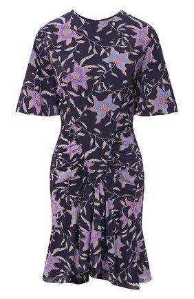 Женское платье из вискозы ISABEL MARANT ETOILE фиолетового цвета, арт. R01861-21P028E/0SIAS | Фото 1