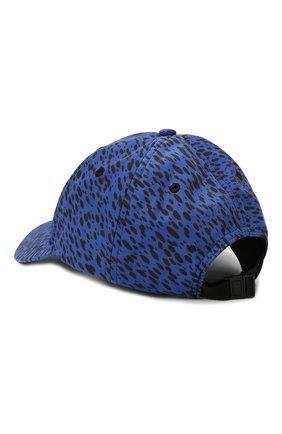 Женская бейсболка KENZO синего цвета, арт. FB55AC901F31 | Фото 2