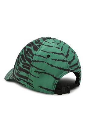 Женская бейсболка KENZO зеленого цвета, арт. FB55AC901F30 | Фото 2