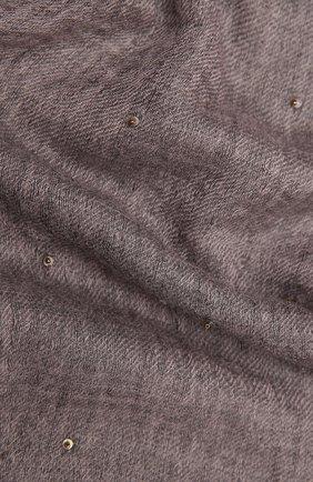 Женская кашемировая шаль VINTAGE SHADES розового цвета, арт. 14102   Фото 2