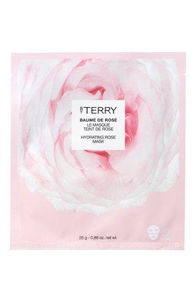 Маска для лица baume de rose hydrating rose mask BY TERRY бесцветного цвета, арт. V20300000 | Фото 1