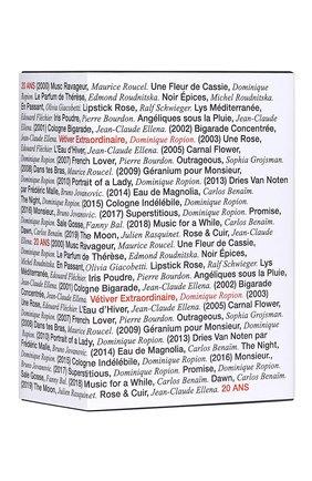 Мужской парфюмерная вода vetiver extraordinaire 20th anv FREDERIC MALLE бесцветного цвета, арт. 3700135017894 | Фото 2