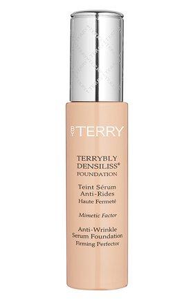Тональный крем terrybly densiliss foundation ati-ageing, 2 - cream ivory BY TERRY бесцветного цвета, арт. V19102002 | Фото 1