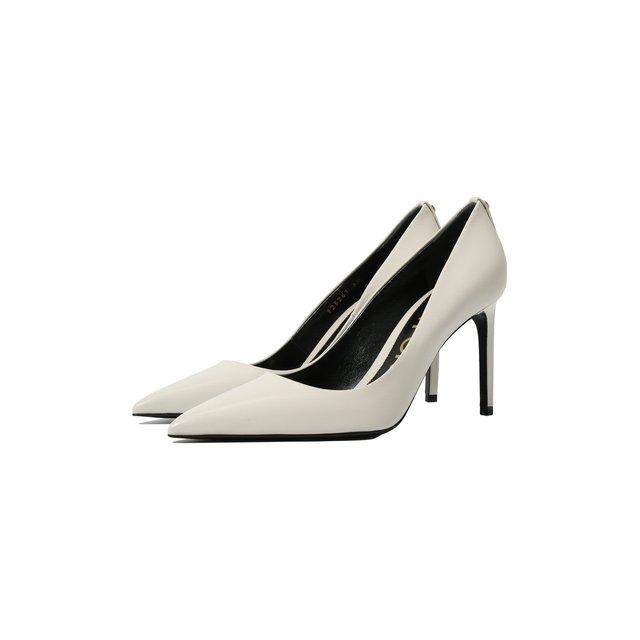 Кожаные туфли T-Screw Tom Ford
