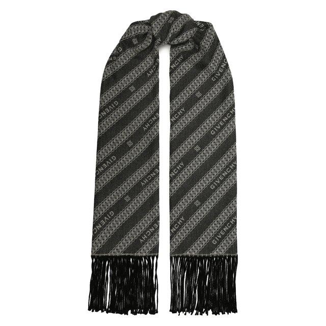 Шарф из шерсти и кашемира Givenchy