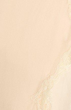 Женская шерстяная шаль VINTAGE SHADES светло-розового цвета, арт. 14038B   Фото 2