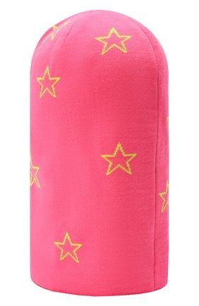 Детского шапка-балаклава CHOBI розового цвета, арт. WH-3037 | Фото 2