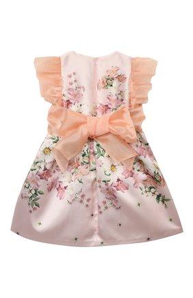 Детское платье EIRENE светло-розового цвета, арт. 2103   Фото 2