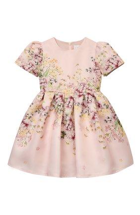 Детское платье EIRENE розового цвета, арт. 2128   Фото 1