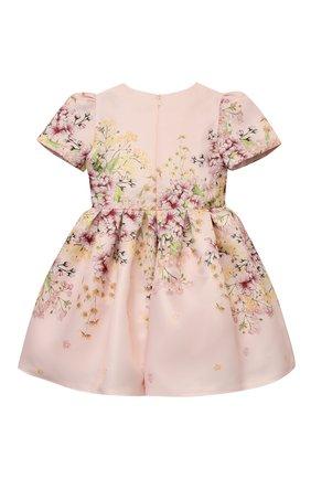Детское платье EIRENE розового цвета, арт. 2128   Фото 2