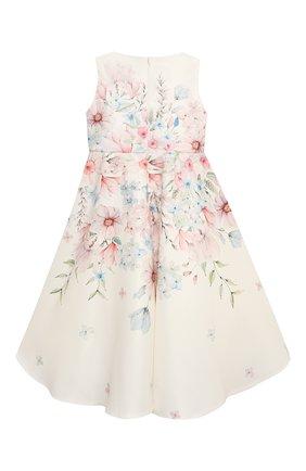 Детское платье EIRENE белого цвета, арт. E2113   Фото 2