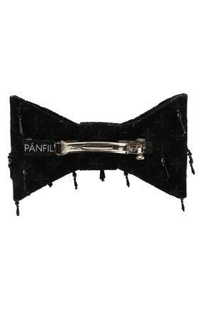 Женская бант PANFIL черного цвета, арт. Бант BlCh8 | Фото 2