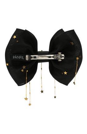 Женская бант PANFIL черного цвета, арт. Бант BlStrG2 | Фото 2
