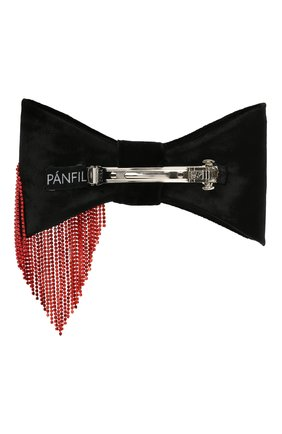 Женская бант PANFIL черного цвета, арт. Бант Blhrt8 | Фото 2
