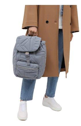 Женский рюкзак arctik KENZO серого цвета, арт. FB52SA003F08 | Фото 2