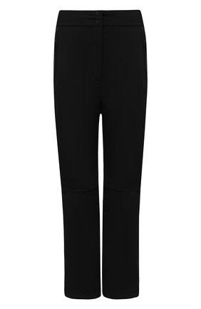 Женские брюки FENDI черного цвета, арт. FAB183 A8X1 | Фото 1