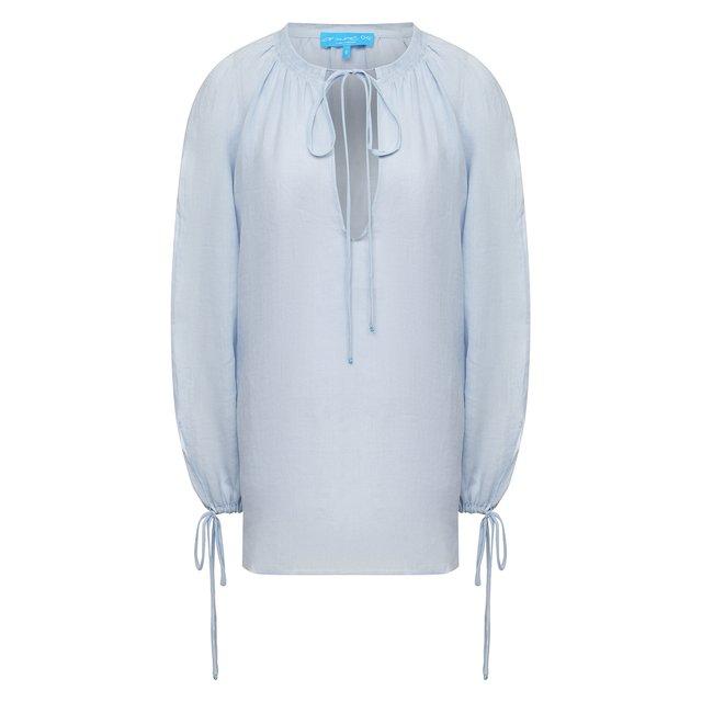 Льняная блузка A Mere Co