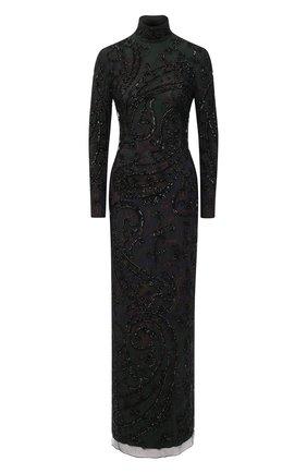 Женское платье RALPH LAUREN разноцветного цвета, арт. 290824454   Фото 1