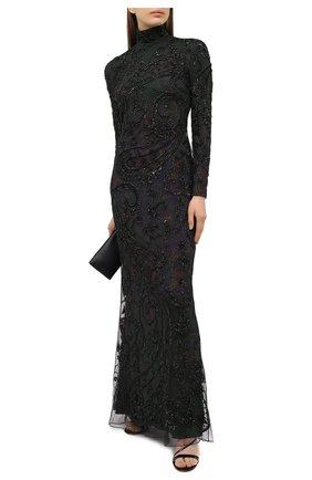 Женское платье RALPH LAUREN разноцветного цвета, арт. 290824454   Фото 2