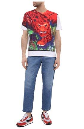 Мужские кроссовки daybreak NIKELAB красного цвета, арт. DB4635-001 | Фото 2