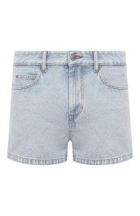 Мужские джинсовые шорты ISABEL MARANT голубого цвета, арт. SH0339-21P017H/JACKEN | Фото 1