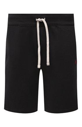 Мужские шорты POLO RALPH LAUREN черного цвета, арт. 710790292 | Фото 1