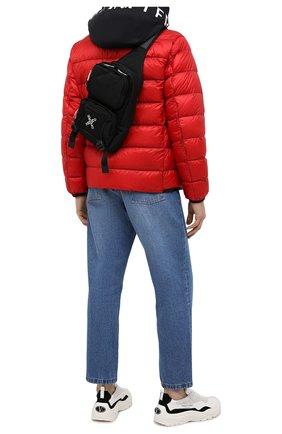 Мужской текстильный рюкзак kenzo sport KENZO черного цвета, арт. FA65SA220F21 | Фото 2