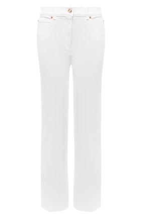 Женские джинсы VALENTINO белого цвета, арт. VB3DD11D67P | Фото 1
