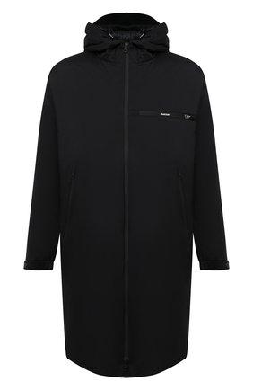 Мужская пуховик muguet MONCLER черного цвета, арт. G1-091-1D514-00-539HW | Фото 1