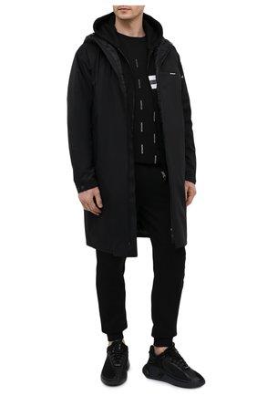 Мужская пуховик muguet MONCLER черного цвета, арт. G1-091-1D514-00-539HW | Фото 2