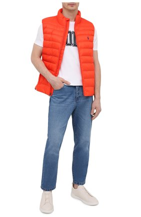Мужские кожаные кеды triple stitch ZEGNA COUTURE белого цвета, арт. A4667X-LHCV0 | Фото 2