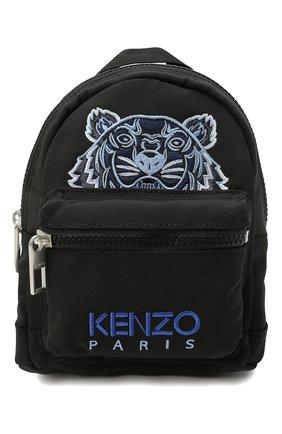 Женский рюкзак kampus mini KENZO черного цвета, арт. FA65SF301F20   Фото 1