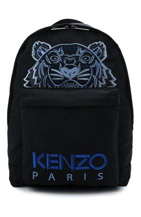 Женский рюкзак kampus KENZO черного цвета, арт. FA65SF300F20   Фото 1